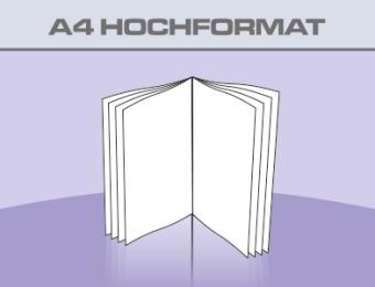 Broschüren A4 Hochformat