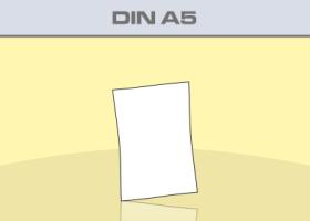 Flyer DIN A5 - Produktübersicht