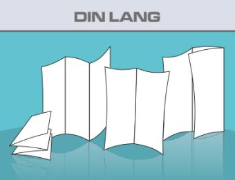 Folder Din lang