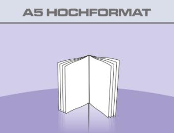 Broschüren A5 Hochformat
